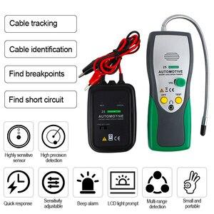Image 3 - DUOYI Localizador de circuito abierto para camiones DY25, comprobador, rastreador, identificación de seguimiento de cables, 6 24v, PK EM415pro