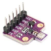 Bme680 Cjmcu-680 placa de desenvolvimento do módulo sensor alta altitude digital sensor pressão umidade temperatura