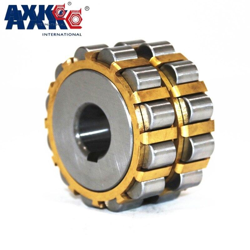 KOYO  High quality double row gear box eccentric roller bearing 61671 YRX2