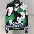 DUYOU Chinois Style Orchidée sweat à capuche imprimé À Capuche Streetwear Hommes Femmes 2019 Hip Hop pullover décontracté Sweat Shirts