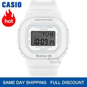 Image 1 - Casio watch g shock women watches top luxury digital diving sport Waterproof watch ladies Clock quartz watch women reloj mujer