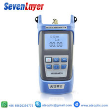 Laser FTTH Fiber Optic Optical Power Meter Cable Tester cable tester visual fault locator mini handheld