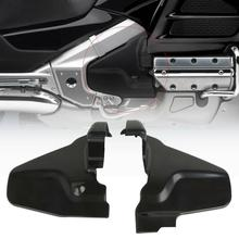 Motorcycle Engine Frame Covers For Honda Goldwing GL1800 2012-2017 F6B 2013-2017 motorcycle rear view mirrors w smoke signal lens for honda goldwing gl1800 f6b 2013 2017 16