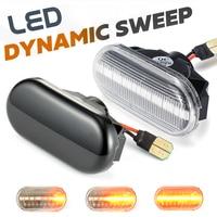 LED Car Side Marker Light Repeater Turn Signal Light for Nissan Tiida C11 Note E11 NE11 Micra K12 NP300 Navara D40 Qashqai J10|Car Light Assembly|   -