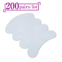 3D Hydrogel Ooglap Onder Eye Pads Wimper Extension Patches Gel Collageen Wimper Extension Eye Pads Hydrogel Patches