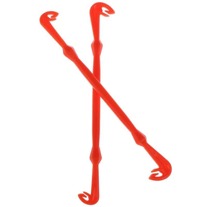 1p gancho Loop Tyer Disgorger herramienta de lazo rápido clavo nudo atado de moscas herramienta de aparejos de pesca cajas mosca pesca gancho línea Kit de nivel