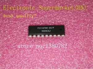 Image 1 - 送料無料 10 ピース/ロット PIC16F84 04/P PIC16F84 DIP 18 新オリジナル IC 在庫!