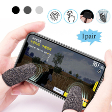 Finger Cots Phone for PUBG Iphone Finger Sleeve for Iphone Gaming Triggers
