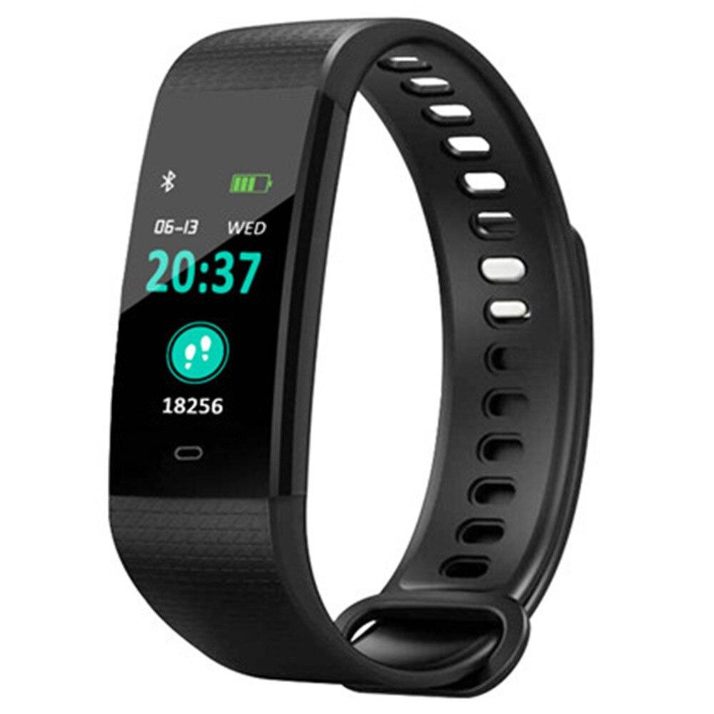 Fitness Tracker Band-Watch Wristband Blood-Pressure-Monitor Smart-Bracelet Bluetooth