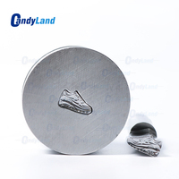 CandyLand Shoe Logo Tablet Die 3D Pill Press Mold Candy Punching Die Custom Logo Calcium Tablet Punch Die For TDP0 Machine