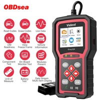 VIDENT iEasy320 OBDII/EOBD + CAN 코드 리더 평생 무료 업데이트 iEasy 320