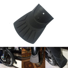 4 style Bicycle Fender Protection Fish Tail Cover Plastic MTB Road Bike Part Accessories