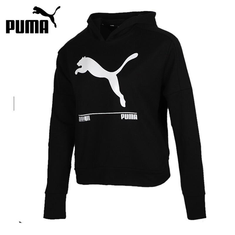 Original New Arrival   PUMA Nu-tility Hoody Women's  Pullover Hoodies Sportswear