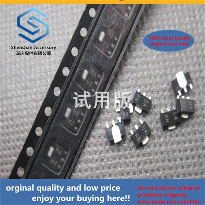 50pcs 100% Orginal New Best Quality SMD Transistor 2SD1664 Silkscreen DA (180-390) SOT-89 NPN Transistor