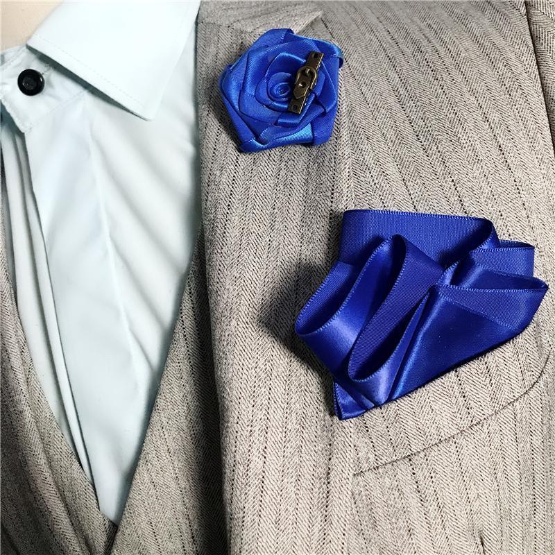 Fashion New Straight Insert Men's Pocket Towel Dress Accessories 2020 Quality Suit Wedding Matching Pocket Towel Handkerchief