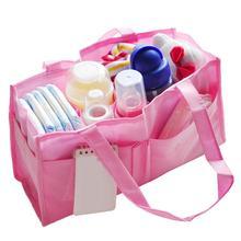 Портативные уличные дорожные сумки для подгузников, детские подгузники, подгузники, бутылки для воды, для хранения, внутренний вкладыш, меняющийся разделитель, органайзер, сумка