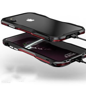 Image 2 - Металлический бампер для IPhone11 Pro Max 12Pro, чехол с алюминиевой рамкой, защитный чехол для IPhone XS Max 7 8Plus, бампер XR House