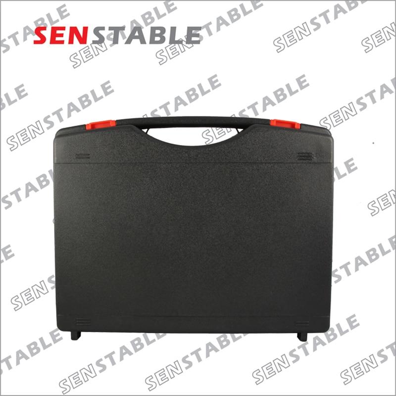 330X215X70MM Cassetta portautensili in plastica per valigetta - Portautensili - Fotografia 3