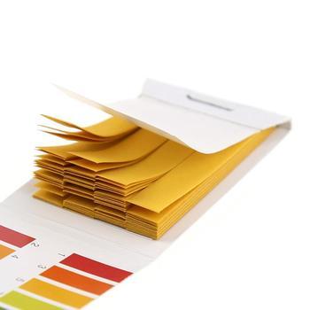80 sztuk paski do testowania pH paski testowe 1-14 papier lakmusowy Tester moczu śliny wody lakmusowy narzędzia do testowania nowy wskaźnik papieru tanie i dobre opinie NONE CN (pochodzenie) PH Litmus Indicator dropshipping wholesale