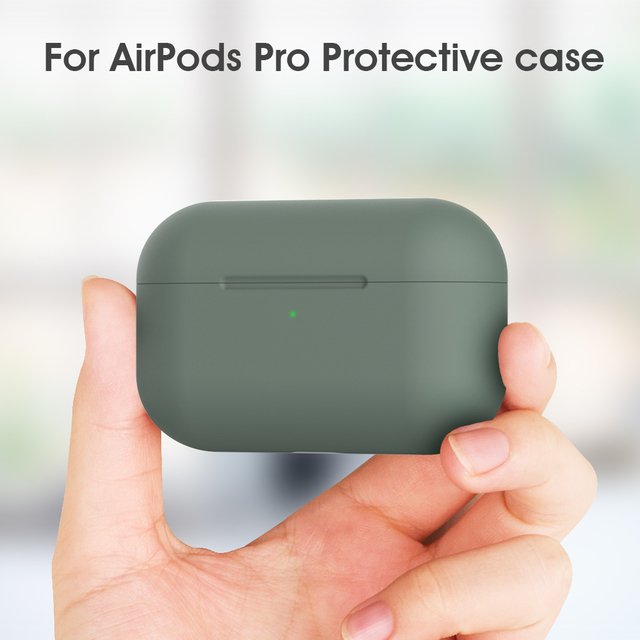 Silicone Shockproof Case for AirPods Pro 3