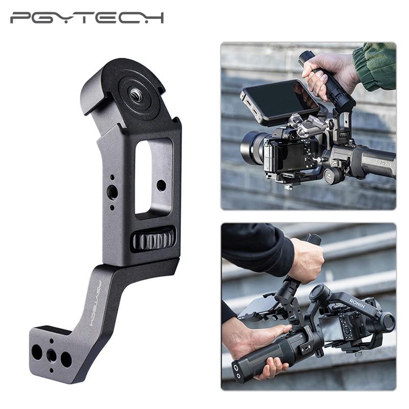 PGYTECH Adapter Base Extension Handle Bracket For DJI Ronin Sc/s Gimbal Accessories