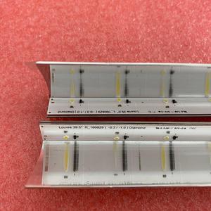 """Image 5 - 10 шт./лот Светодиодная лента подсветки для Samsung UE40K5300 UE40K5100 UN40K5100 Louvre 39,5 """"L R_160829 BN96 4655A 4656A BN96 9721 39720A"""
