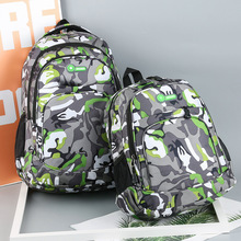 Litthing Camouflage Waterproof School Bags Girls Boys Schoolbag Children Backpack Kid Book Bag Mochila Escolar