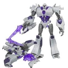 Transformers Prime Cyberverse Commander Class Series Megatron Optimus Prime Bulkhead Ironhide Ultra Magnus Action Figure Kid Toy