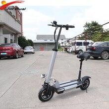 Электрический скутер, 48 В, 500 Вт, 100 км, батарея 26 Ач, складной электрический скутер, электрический скейтборд, велосипед