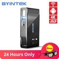 BYINTEK OVNI R15 Smart Android WIFI Video Cine en Casa LED portátil USB Mini HD DLP 3D proyector Full HD 1080P HDMI 4K