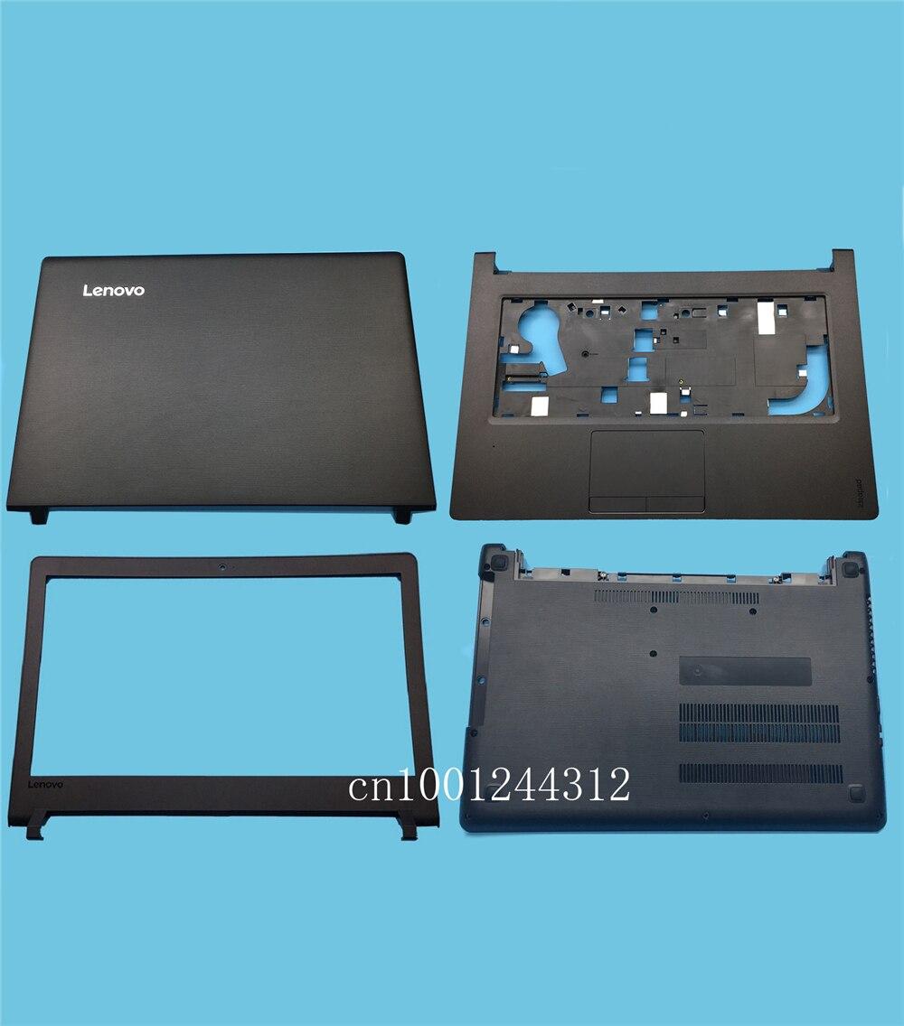 New For Lenovo Ideapad 110-14 110-14ISK Tianyi 310-14 310-14ISK LCD Back Cover / Bezel / Palmrest Bottom Base