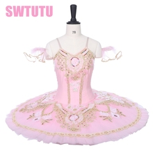 The NEW of 2013 Ballet Tutu,ballet stage costumes,pink ballet tutu for adult,Classical BT8955