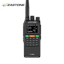 Zastone 889G GPS Bộ Đàm 10W 999CH 3000 MAh UHF 400 520/VHF136 174MHz Hàm Đài Phát Thanh CB HF Thu Phát Cho Khám Phá Săn Bắn