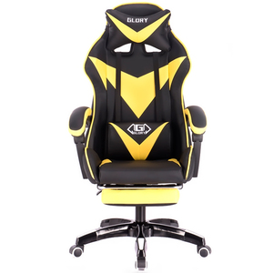 Image 3 - LOL internet cafe Sports racing chair professional computer chairWCG gaming chair office chair