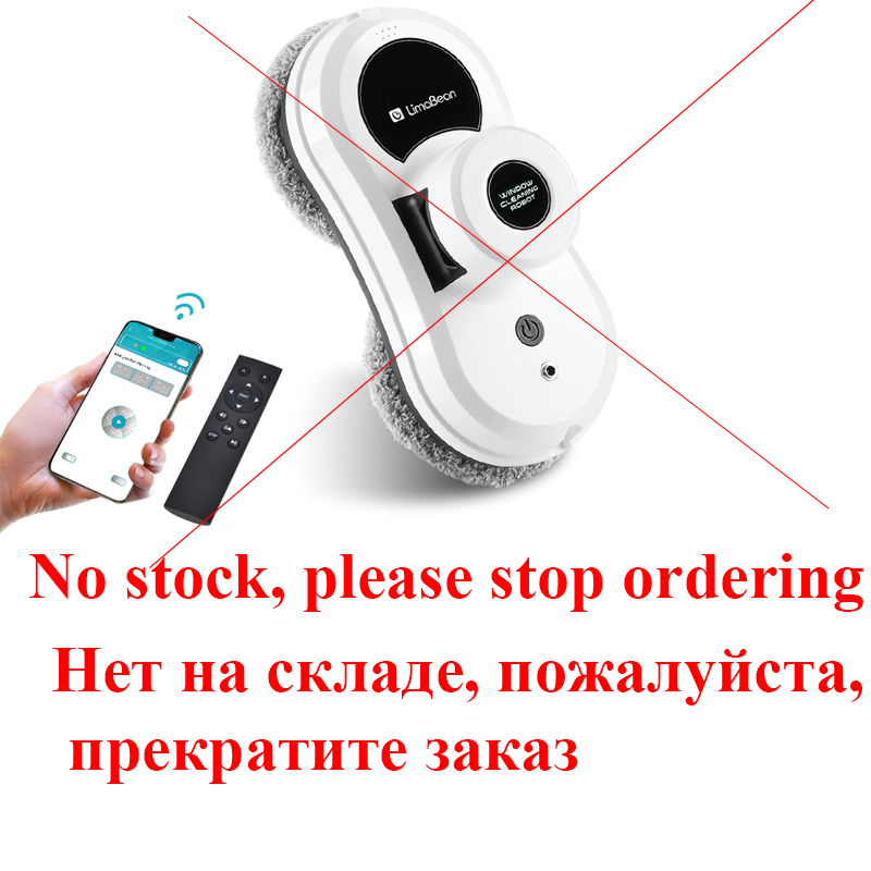 Window Cleaner Robot Vacuum Cleaner Window Cleaning Robot Remote Control Glass Cleaner Robot X5 Automatic Limabean M168 2020