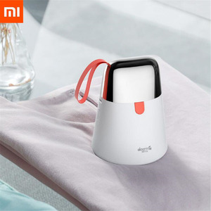 Image 2 - Xiaomi Deerma 2 In 1 Mini 3 Blades Hair Ball 7000r/min Motor Trimmer Clothes Sticky Hair Multi function Xiami Fast Removal Ball