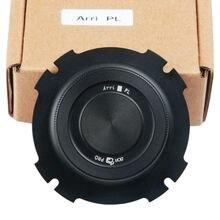 Montagem do pl do tampão do corpo arri arriflex pl/sony pl para o épico vermelho c300 c500 f55