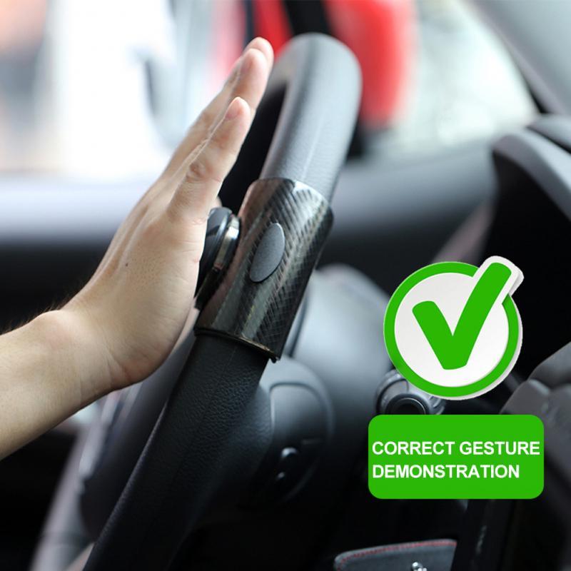 Car Steering Wheel Booster Ball