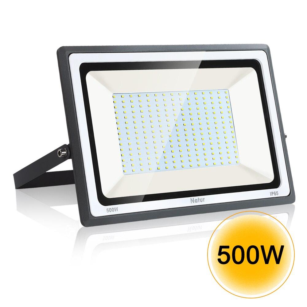 500w Led Floodlight Ip65 Waterproof of Led Flood Lights Outdoor AC220V led spotlight led Light focos led exterior led reflector