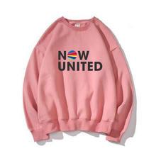 Толстовка united group для мужчин и женщин уличная одежда с