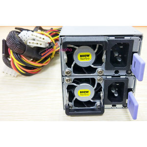 Image 5 - new 2U rack mounted redundant power supply 800W Hot swap server module PSU GW CRPS800 for TOPLOONG 2U 3U 4U  storage chassis