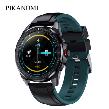New GPS Smart Watch SN88 Men Bluetooth Sport Wrist Watch IP68 Heart Rate Fitness Tracker DIY UI 60 Days Standby For Android IOS