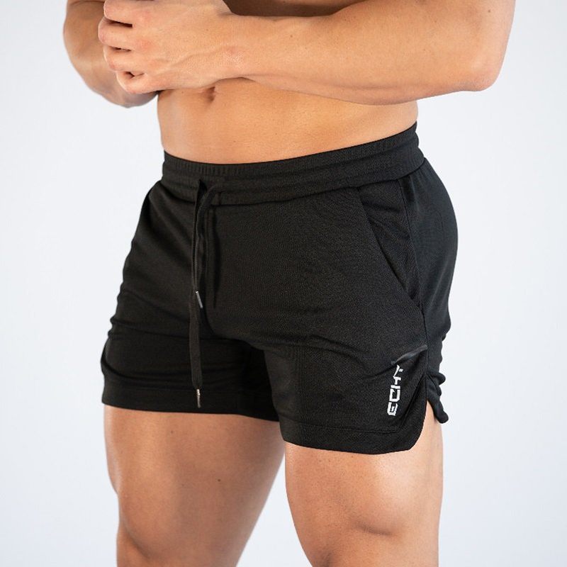 Men Sports Pocket Running Shorts