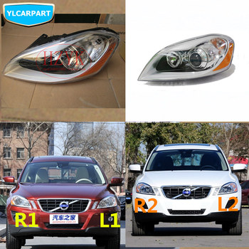 For Volvo XC60,Car front light headlight assembly