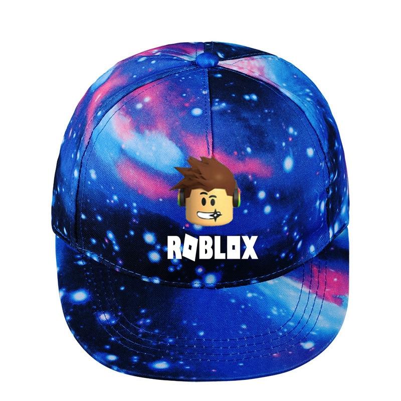 Men And Women Teens Hip Hop Cap Cartoon Pattern Design Starry Sky Cap Fashion Outdoors Baseball Hat