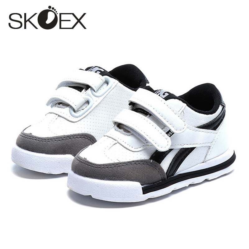 SKOEX Children Sneakers Girls Boys Lightweight Sport Running Shoes Mesh Breathable Soft Baby Kids Casual Walking Tennis Shoes