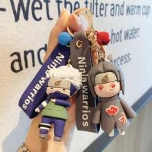 Брелок с мультяшным японским аниме кулоном безделушка колокольчиком