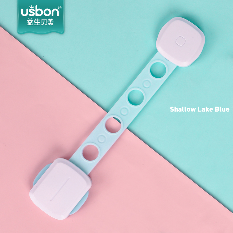 Usbon Kids Lock Protection Of Children Safety Drawer Lock For Children's Safety Protection Safety Door Furniture Baby Products