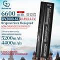 Golooloo 11.1v Laptop Batterij voor HP COMPAQ Presario EV089AA V3000 V6000 A900 C700 F500 F700 HSTNN-LB42 DV6000 G7000 HSTNN-DB42