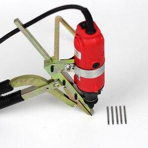 Image 4 - 彫刻刃マニュアル金属スリット曲げ機サイン意思ツール5個